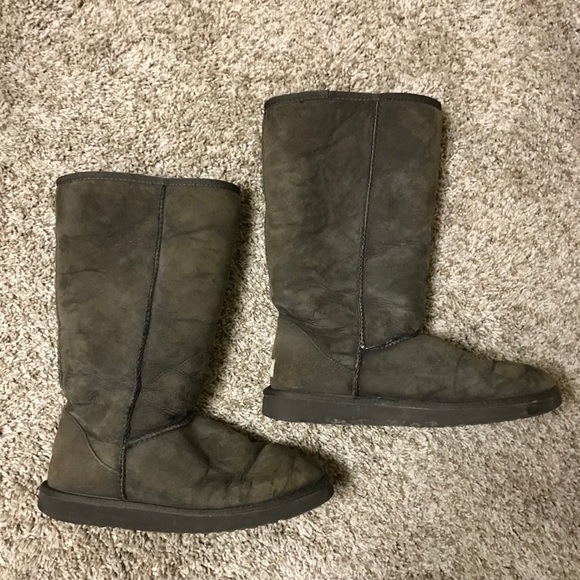 3a41b29570e Women's Tall Brown UGG Boots